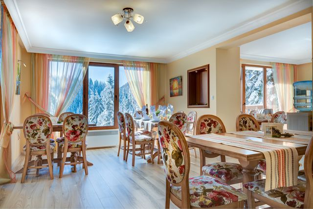 Mountain Lodge Aparthotel - Food and dining