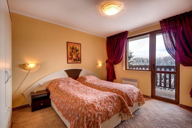 Mountain Lodge Aparthotel - 1 bedroom apartment maisonette