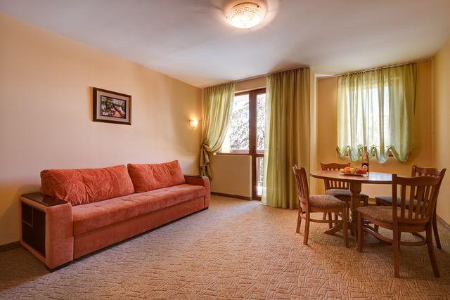 Mountain Lodge Aparthotel - One bedroom apartment